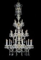 Fancy Crystal Chandelier Plastic chandelier lamps Modern Crystal Chandelier