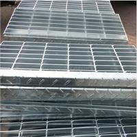 Galvanized driveway catwalk stair treads steel bar grating price weight