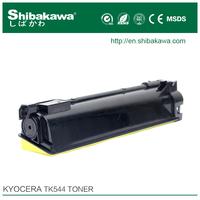 remanufactured compatible color toner for kyocera toner cartridge with chips