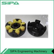 Coupling of Construction lift Elevator parts