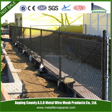 Alibaba express hot sale chain link fence by the foot / chain link fence buy / chain link fence brisbane (factory)