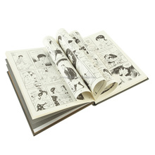 Children comic hardcover perfect binding book printing