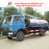 Dongfeng brand fecal suction truck manufacture