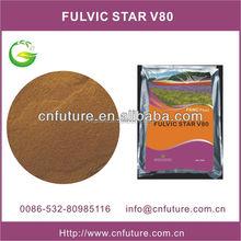 Powder Soluble Organic Fertilizer Bio Fulvic Acid, Bio Fertilizer
