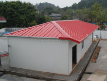 lowest cost and competitive quality prefab, affordable and movable house