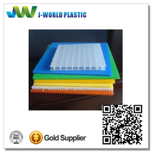 2014 new pp plastic corflute pet sheet 4x8 manufacturer