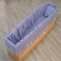 coffin lining fabric,casket interiors and coffin liner