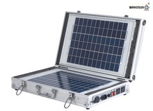 200W home lighting solar energy system 2 pcs solar board used for charging the battery