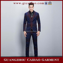 Slim fit men suit made to order suit for man