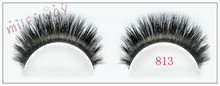Milkyway high quality strip long thick handcrafted horse hair lashes