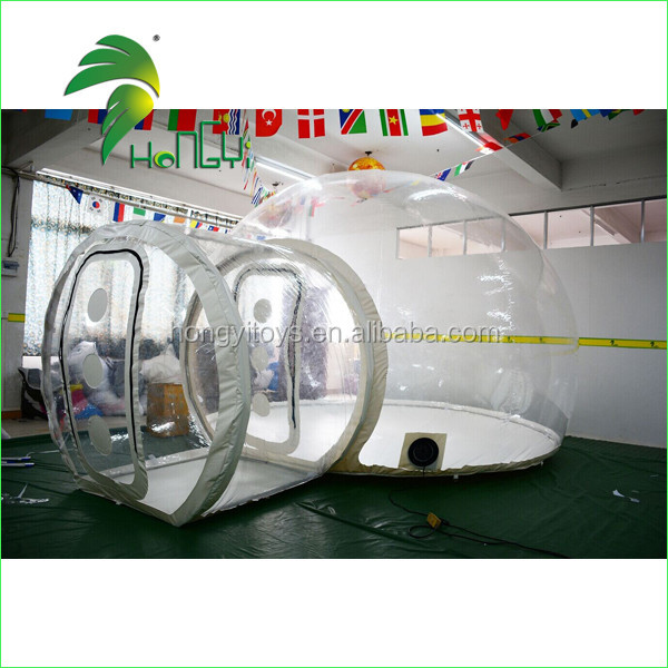 inflatable clear tent (11)
