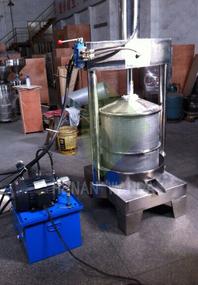 Commercial hydraulic cold X 1 Commercial Cold Press