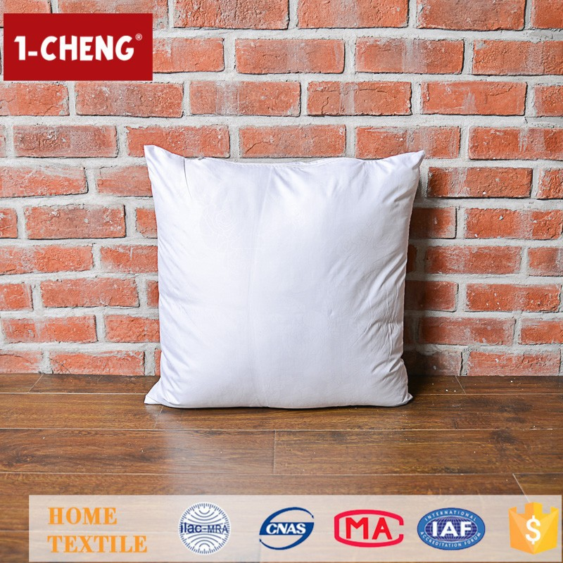 Hot sale printed design home decor throw pillow inserts for Buy pillows online cheap