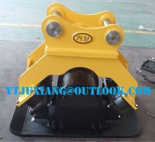 hydraulic vibrating compactor plate supplier