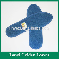 breathable sports shoe inserts metal insoles for shoes