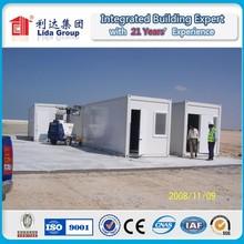 2015 China Cheap Steel Frame Sandwich Panel Container House/ Fireproof sandwich panel container cabin