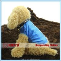 New Best Quality Summer Dog Cooling Vest, PVA Dog Cooling Coat, Gel Cooling Vest for dog clothes