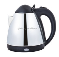 1.0L and 1.2L Stainless Steel Electric kettle