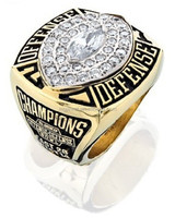 Classic Collection Dallas Cowboys Championship Rings