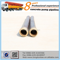 Best sale and high pressure rubber concrete delivery pipe