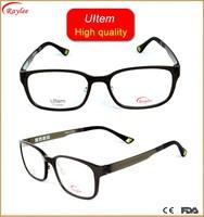 cheap stock shenzhen Ultem optical frames