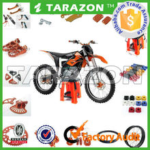 Tarazon brand CNC parts for KTM motorcycle
