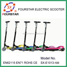 New Style electric and petrol scooters