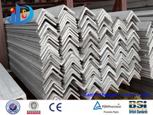 Manufacture HDG Equal Steel Angle Best Price Black & HDG