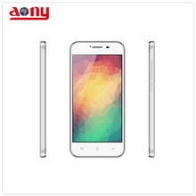 5.0inch FWVGA+IPS smart phone , dual sim card android phone