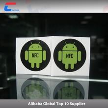 Ntag213 nfc tag 13.56mhz rfid sticker