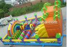 gigante brinquedosinfláveis cidade do divertimento para crianças de