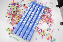 40cm party popper with color paper