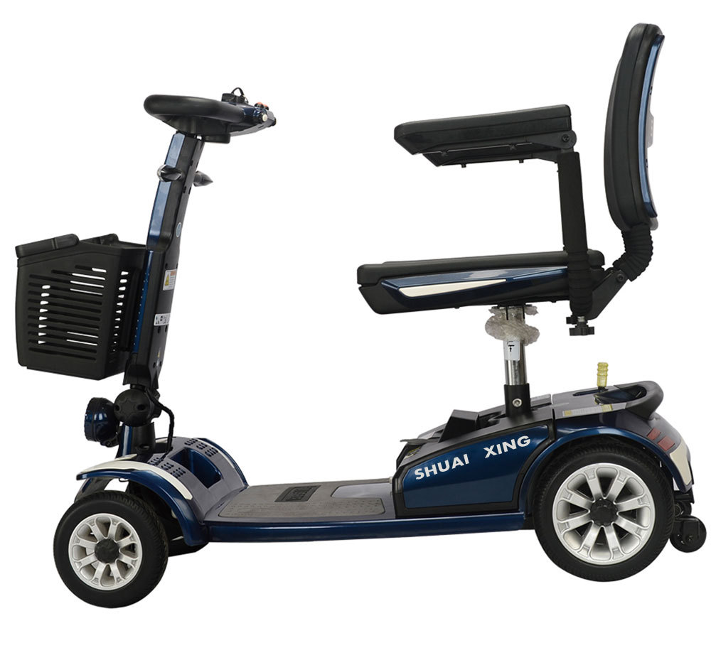 4 Four Wheels Mobility Scooter For Elderly