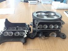CNC precision metal casting machine parts auto parts