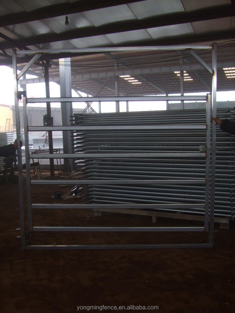 draagbare gegalvaniseerd schapen hek corral panelen pijp-Hekwerk ...