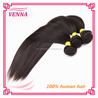 Good price 100% malaysian human hair virgin remy cheap fusion hair extensions