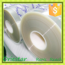 High clear anti scratched factory price screen protector roll film manufacturer