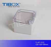 ABS digital panel meter plastic boxes enclosure electronic