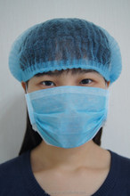 China Alibaba 100% Polypropylene Fabric for Medical Uniform