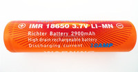 Richter electric car rechargeable battery best price limno2 18650 3.7v battery