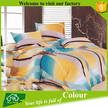 european style colorful comforter and sheet sets