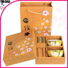 fashion ceramic tableware can be customized gift set wedding luxury disposable tableware