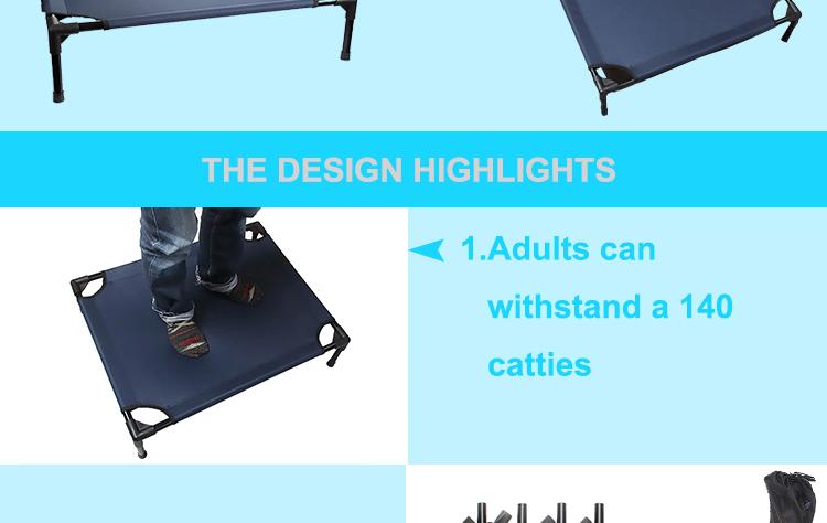 niveles elevados de camas para perros de la venta al aire libre ...