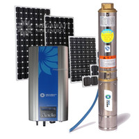 Price solar water pump for agriculture MNE-3PH-SJ42