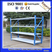 Light duty metal shelving (SM-0677)
