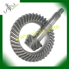 used toyota hilux pick up, crown and wheel pinion gear for toyota hilux ratio 9/41