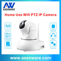 2015 Home Use PTZ Wireless WIFI IP Camera P2P 720P Home Security Camera Smart Home Camera support TF card
