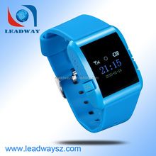 Fashion two way calling gps tracking bracelet sos watch tracker for children LDW-TKW19S