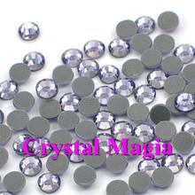 rhinestone ss30 crystal violet Dmc Strass iron on bead