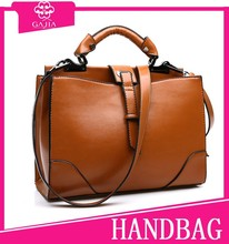 2015 hot selling handbags,genuine leather hangbag,good quality ladies leather handbags from China